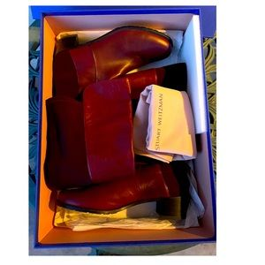 Stuart Weitzman Boots Reserve To The Knee + Box